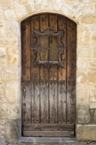 Genial Old Spanish Door