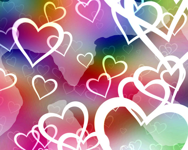 Hearts Background 9: A grungy riot of hearts to show your everlasting love to your valentine, spouse, mother - anyone! You may prefer:  http://www.rgbstock.com/photo/oPyWrQm/Stars+and+Hearts+4  or:  http://www.rgbstock.com/photo/mQb7kDi/Lots+of+Hearts+5