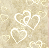 Hearts Background 3