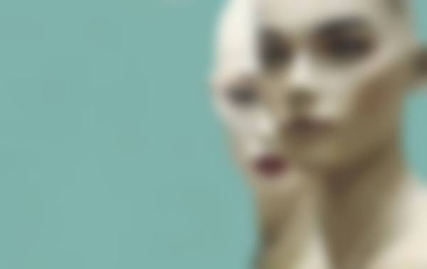Faces: A blurred image of two mannequin faces. You may prefer:  http://www.rgbstock.com/photo/nN73XNa/Sketch+of+Woman%27s+Face  or:  http://www.rgbstock.com/photo/2dyWoBG/Man%27s+Face+in+Shadows+1