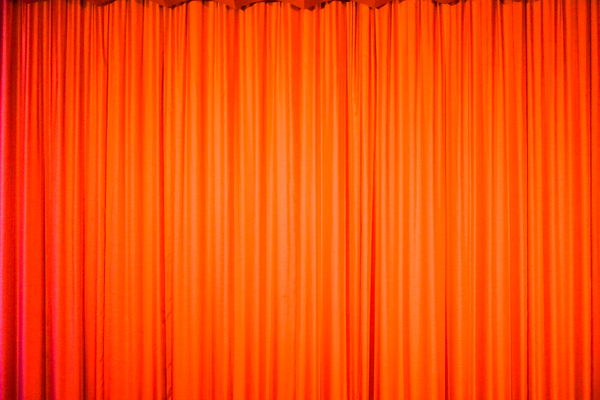 cinema curtain: cinema curtain
