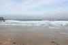 Surfing beach