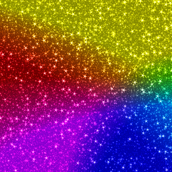 Stars, Stars! 7: Bright, festive mass of stars on a rainbow background. You may prefer:  http://www.rgbstock.com/photo/oYtvaWq/Stars%2C+Stars%21+3 or:  http://www.rgbstock.com/photo/nPLS8ny/Sparkles+and+Snowflakes+3