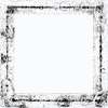 Grungy Black Frame 32