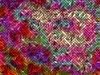 multicolored rainbow weave1