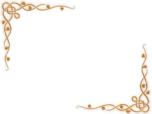 Golden Celtic Border 4: A decorative Celtic border in gold. You may prefer:  http://www.rgbstock.com/photo/o6fn1Qa/Golden+Ornate+Border+21  or:  http://www.rgbstock.com/photo/nvi0UW8/Golden+Ornate+Border+2 Use within licence or contact me.