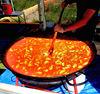mixing the paella1