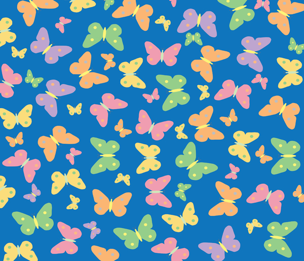 butterfly design: colorful butterfly design