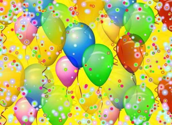 Balloons 10: Graphic of balloons and confetti. You may like:  http://www.rgbstock.com/photo/2dyWWf7/Balloons+8  or:  http://www.rgbstock.com/photo/2dyWW8y/Balloons+7